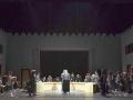LOHENGRINRomantische Oper in drei Aufzügen. Dichtung vom Komponisten.Musik von Richard WagnerMusikalische Leitung Mihkel KütsonInszenierung Robert LehmeierBühnenbild Tom MuschKostüme Ingeborg BernerthChoreinstudierung Maria BenyumovaDramaturgie Andreas WendholzHeinrich der Vogler, deutscher König (2) Matthias WippichLohengrin (1) Peter WeddElsa von Brabant Izabela MatulaFriedrich von Telramund, brabantischer Graf (3) Johannes SchwärskyOrtrud, seine Gemahlin Eva Maria GünschmannDer Heerrufer des Königs Rafael Bruck / Andrew Nolen / Shinyoung Yeo*Vier brabantische Edle Kairschan Scholdybajew / Xianghu Alexander Liu* Markus Heinrich / Rafael Bruck / Andrew Nolen / Shinyoung Yeo*Vier Edelknaben Sophie Witte / Julia Danz*/ Gabriela Kuhn / Susanne Seefing / Agnes Thorsteins* Chor, ExtrachorStatisterieNiederrheinische Sinfoniker*Mitglied im Opernstudio NiederrheinPremiere im Theater Krefeld am 15. April 2017Premiere im Theater Mönchengladbach in der Spielzeit 2017/18