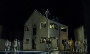 Fidelio - Oper von Ludwig van Beethoven - Theater Chemnitz - Bühne: Tom Musch - Kostüme: Ingeborg Bernerth - Premiere am 25.5.2019 - Foto: © Nasser Hashemi